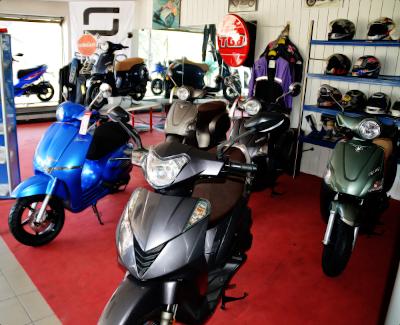 Motorrad neu
